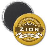 Zion Natl Park Goldenrod Magnets