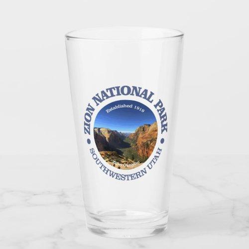 Zion NP Glass