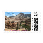 Zion NP Stamps