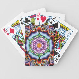 Zionesque KaleidoscopeKards Bicycle Poker Deck