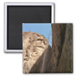 Zion's Weeping Rock I 2 Inch Square Magnet