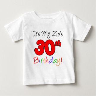 Zio's 30th Birthday Tee Shirt