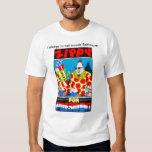 Zip4Prez Baltimore edition Tee Shirt