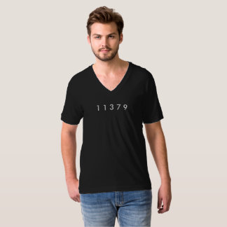 Zip Code: Middle Village T-Shirt