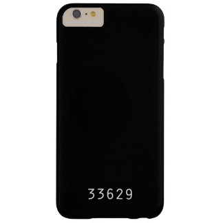 Zip Code Phone Case - South Tampa