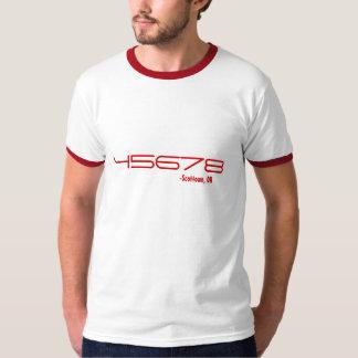 Zip Code Pride - 45678 T-Shirt
