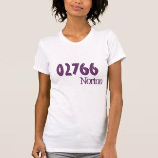 ZIP CODE & Town Micro-Fiber Shirt