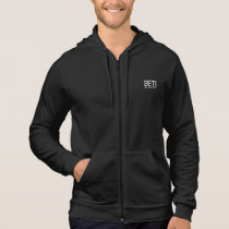 Zip Hoodie with SETI Logo and Drake Equation