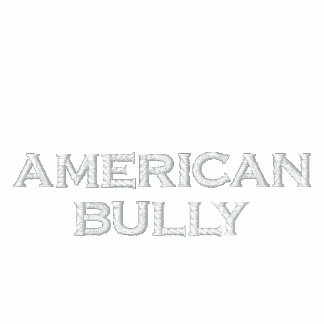 Zip Hoody Mr. (signors) American Bully