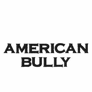 Zip Hoody Mr signors American Bully