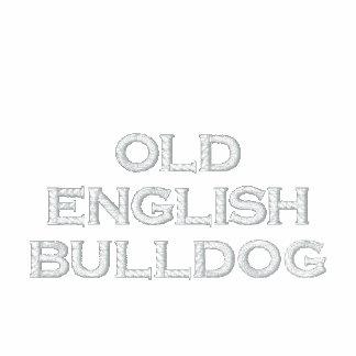 Zip Hoody Mr. (signors) old English Bulldog