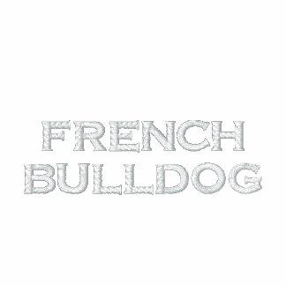Zip Hoody Sherpa Mr. (signors) French Bulldog
