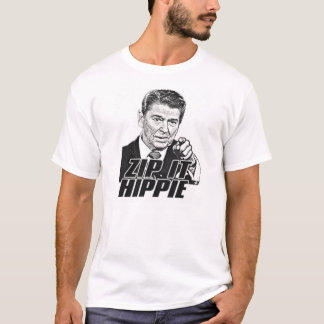 ZIP IT HIPPIE T-Shirt