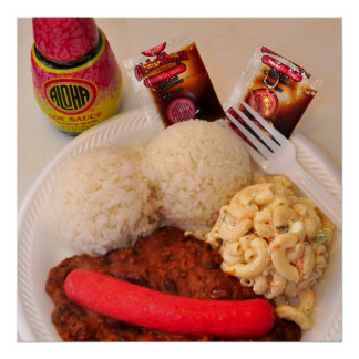 zip lunch plate posters