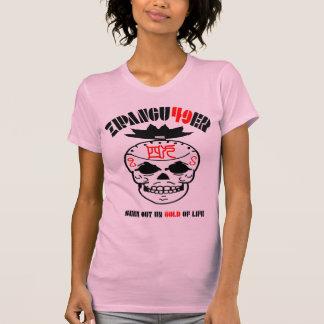 """""""ZIPANGU49ER"""" SKULL logo No.1 T Shirts"""