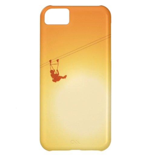zipline funda para iPhone 5C