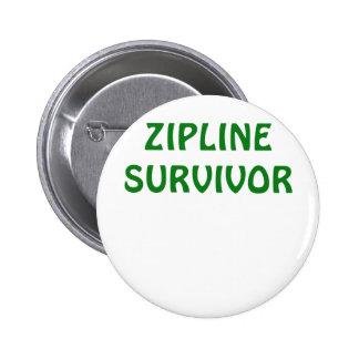 Zipline Survivor Button