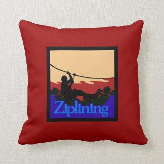 Ziplining-Skyrider Cojines