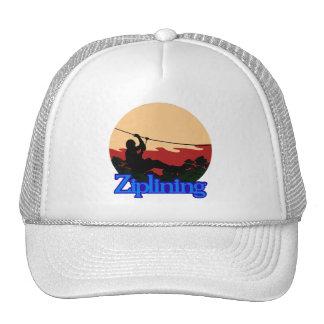 Ziplining Trucker Hat