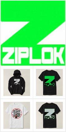 Ziplok Merchandise