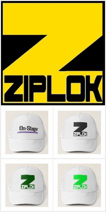 Ziplok Trucker Hats