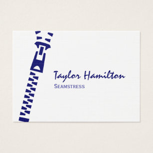 Zipper business cards templates zazzle zipper business card reheart Image collections