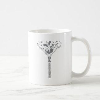 Zipper_Heart Coffee Mug