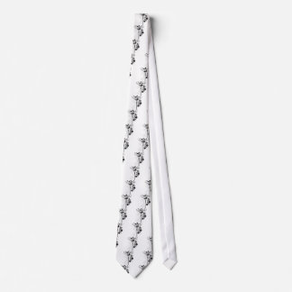 Zipper_Heart Neck Tie