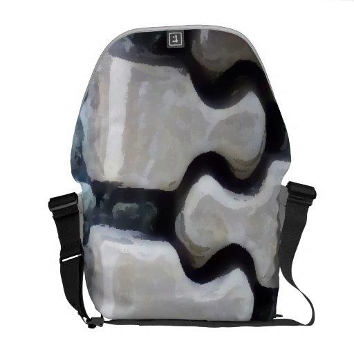 Zipper Courier Bags
