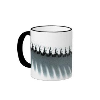 Zipper Shadows Mug