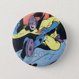 Zippo from Clue Comics Button