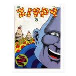 """""""Zippy 3"""", 1980 Postcard"""