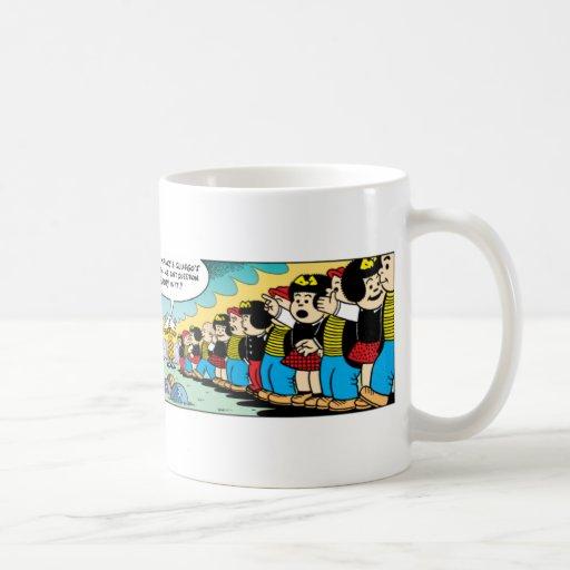 Zippy and Nancy Forever! Coffee Mug