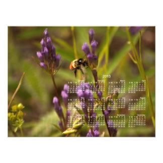 Zippy Bee; 2013 Calendar Photograph