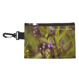 Zippy Bee; Customizable Accessories Bags