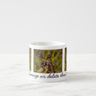 Zippy Bee; Customizable Espresso Cup