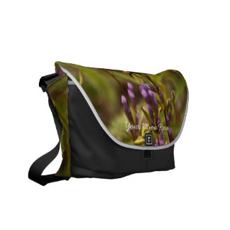 Zippy Bee; Customizable Messenger Bag