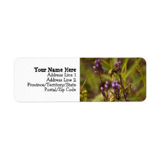 Zippy Bee Labels