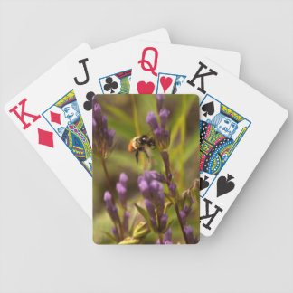 Zippy Bee; No Text Playing Cards