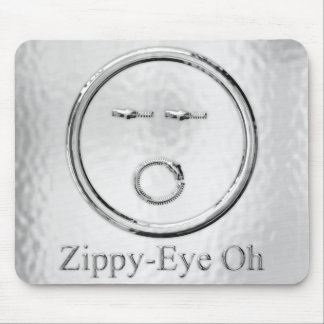 Zippy-Eye Oh Mouse Pad