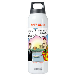 Zippy Insulated Water Bottle