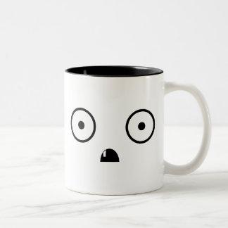 Zippy McArthur Two-Tone Coffee Mug