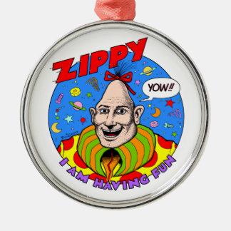 Zippy Ornament #1