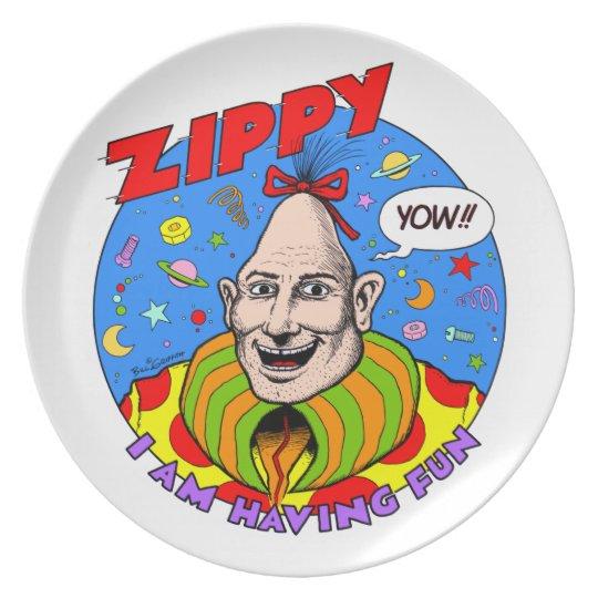 Zippy Plate #1