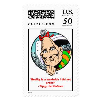 Zippy Reality Stamp