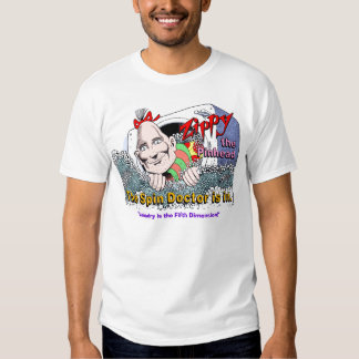 Zippy/Spin Dr. T-shirt