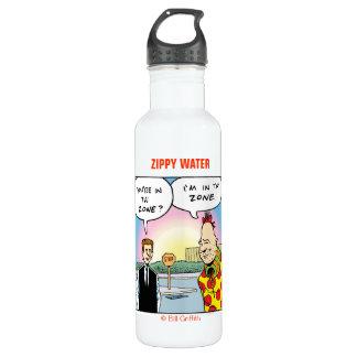 Zippy Stainless Steel Water Bottle