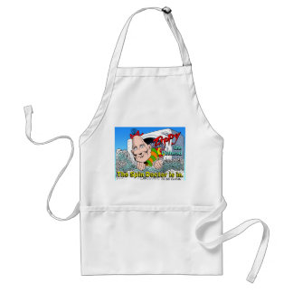Zippy: The Spin Doctor Adult Apron
