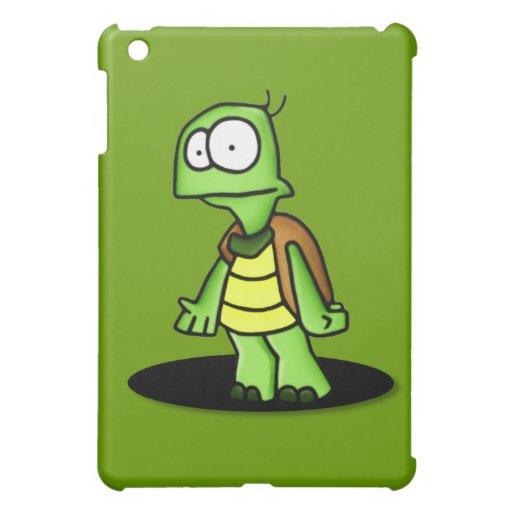 Zippy the Turtle iPad Mini Covers
