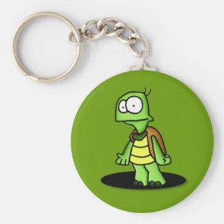 Zippy the TurtleKeychain
